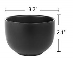 Akunsz bowl dimensions