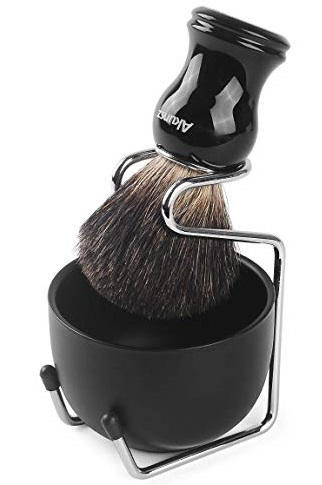 Akunsz Shave Kit Brush and Bowl