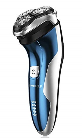 SweetLF Rotary Shaver 2 in 1