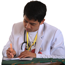 Doctor medical advice professional